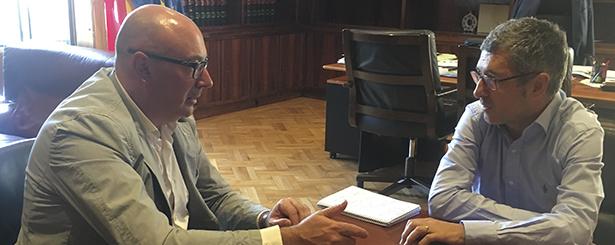 El Secretario de Estado de Medio Ambiente, Hugo Morán Fernández, se compromete a que los GAL formen parte de las herramientas de aplicación de la Economía Circular en los territorios rurales