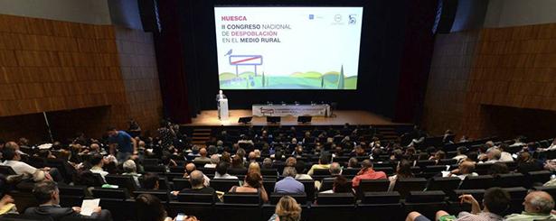 El II Congreso de Despoblación sienta las bases para avanzar en la lucha contra el éxodo rural: financiación, incentivos fiscales y más protagonismo local