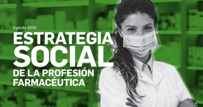 La Estrategia Social de la Profesión Farmacéutica presentada por el Consejo de Colegios Farmacéuticos recoge varias aportaciones de REDR