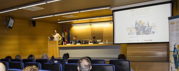 Vídeo y fotogalería del encuentro celebrado en Cáceres para capacitar a los Grupos de Desarrollo