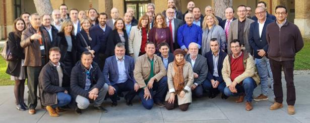 La Comunidad Valenciana firma los convenios con los 11 Grupos de Acción Local que supondrán una inversión de 33 millones de euros