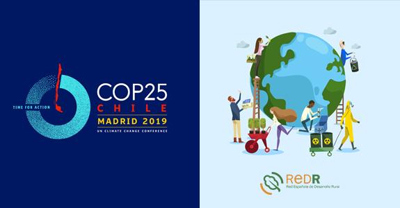 LEADER se cuela en la COP25