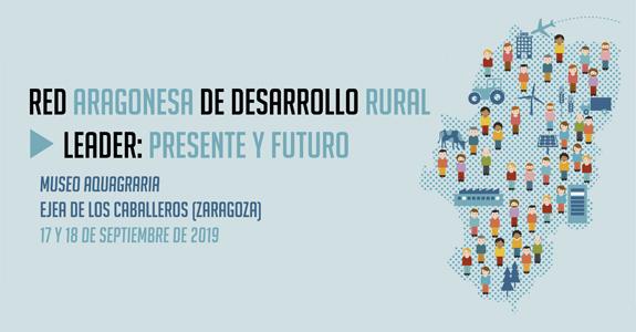 REDR colabora y participa en las Jornadas técnicas 'Leader: presente y futuro' que organiza la Red Aragonesa de Desarrollo Rural y el Grupo LEADER ADEFO