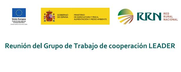 REDR asiste al Grupo de Trabajo de Cooperación LEADER interterritorial y transnacional