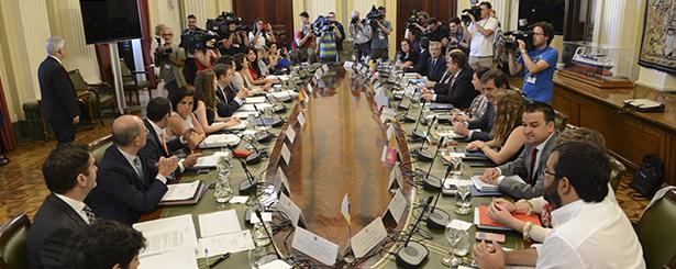 El Gobierno y las comunidades posponen la aprobación de un documento común sobre la PAC