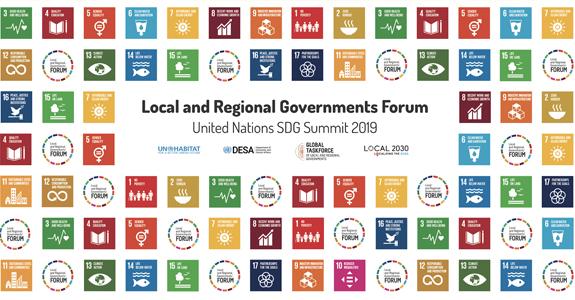REDR ha sido invitada a asistir al II Foro de Gobiernos Locales y Regionales sobre ODS y Agenda2030 en el marco de la Asamblea General de Naciones Unidas