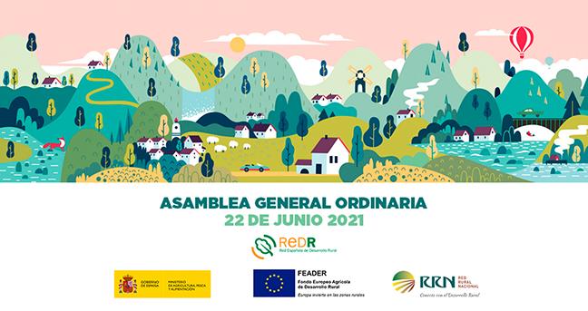 REDR celebra su Asamblea General 2021