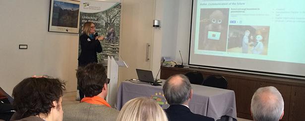 La Red Española de Desarrollo Rural participa en la 3ª Reunión del Grupo de Trabajo sobre Smart Villages celebrado en Bruselas