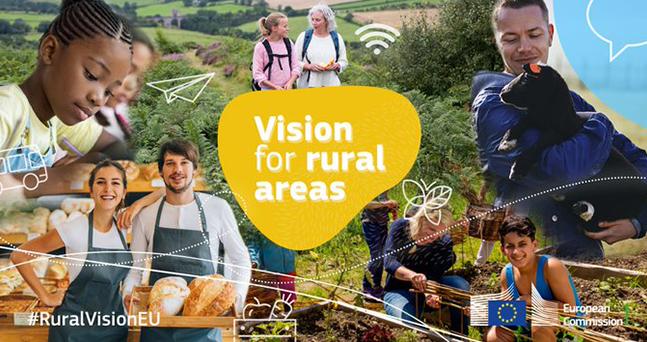 Finaliza el período de aportaciones para la Hoja de Ruta de la 'Visión a largo plazo de las zonas rurales' de la Comisión Europea y se abre una nueva fase de consulta pública