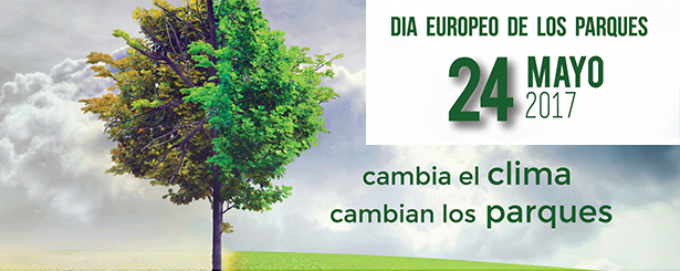 24 de mayo: Día Europeo de los Parques 2017