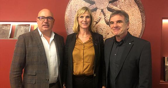 La Red Española de Desarrollo Rural ostentará la vicepresidencia de la Red Europea de Grupos de Acción Local ELARD