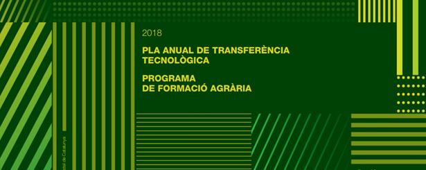 Los grupos LEADER de Cataluña y ARCA proponen 64 jornadas en el Plan de Transferencia Tecnológica de este 2018