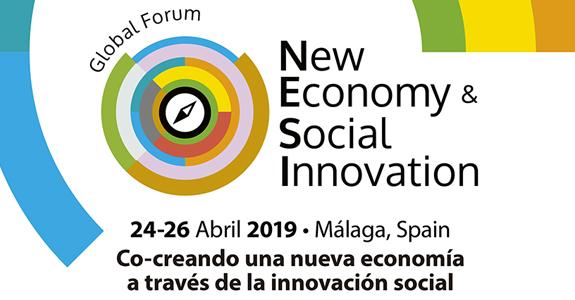 REDR colabora con NESI Global Forum 2019, el 'Davos' de la nueva economía, que comienza hoy en Málaga