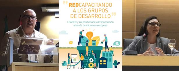 La jornada 'RedCapacitando a los Grupos de Desarrollo' reúne a técnicos y expertos de toda España para ofrecer herramientas a los GAL