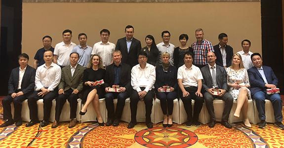 REDR impulsa en China la creación del primer grupo de acción local con metodología LEADER