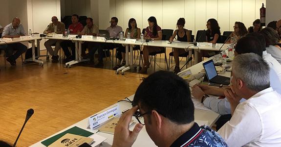 REDR asiste a la primera reunión del Subgrupo LEADER de la Red Rural Nacional