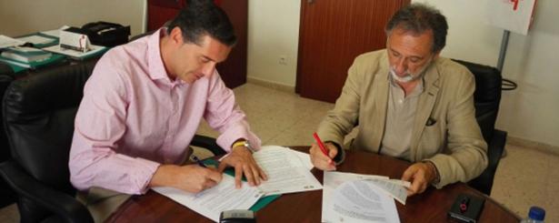 Los Grupos de Acción Local de Extremadura, comprometidos con la eficiencia energética gracias a un convenio entre REDEX y AGENEX