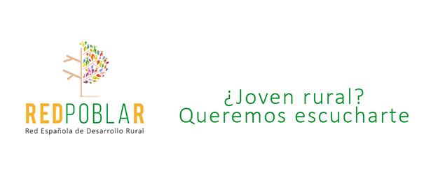 REDR lanza la primera acción del programa REDPOBLAR: consulta pública a los jóvenes rurales