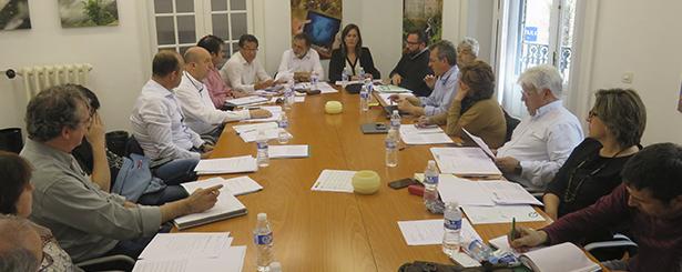 El futuro del desarrollo rural, tema central de la Junta Directiva de REDR