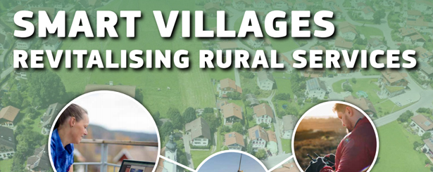 El último número de la revista de la Red Europea de Desarrollo Rural analiza el papel de los Smart Villages como revitalizadores de los servicios rurales