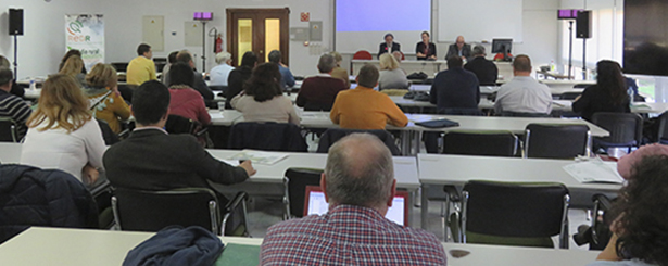 Vídeo-resumen y ponencias de la Jornada  'Los nuevos retos sostenibles para el medio rural en EDLP-LEADER'