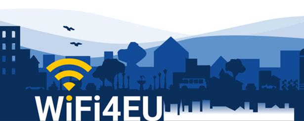 2.800 municipios de toda la UE reciben bonos WiFi4EU para crear puntos de acceso wifi en espacios públicos