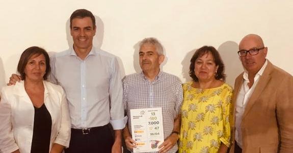 Sánchez se plantea llevar organismos públicos a zonas despobladas