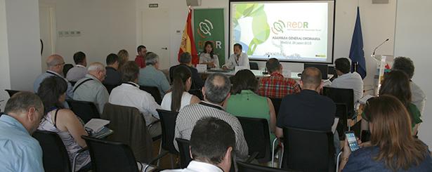 Aurelio García, presidente de REDR: 'Las Elecciones Generales son una gran oportunidad para el futuro del desarrollo rural sostenible'