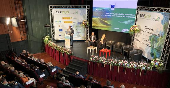 Concluye el Parlamento Rural Europeo 2019: el medio rural pide a la UE sostenibilidad, nuevas tecnologías y participación