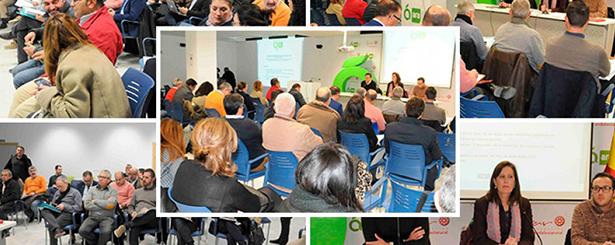 Andalucía reconoce a 49 Grupos de Desarrollo Rural en el nuevo marco de ayudas 2014-2020