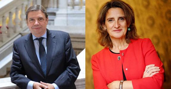 Luis Planas continuará siendo Ministro de Agricultura, Pesca y Alimentación y Teresa Ribera ocupará la nueva vicepresidencia para la Transición Ecológica y el Reto Demográfico