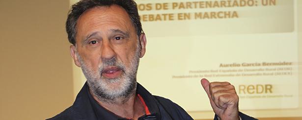 La Red Española de Desarrollo Rural cumple 20 años:  'El mundo rural no está en el debate político y es un tema prioritario', dice su presidente
